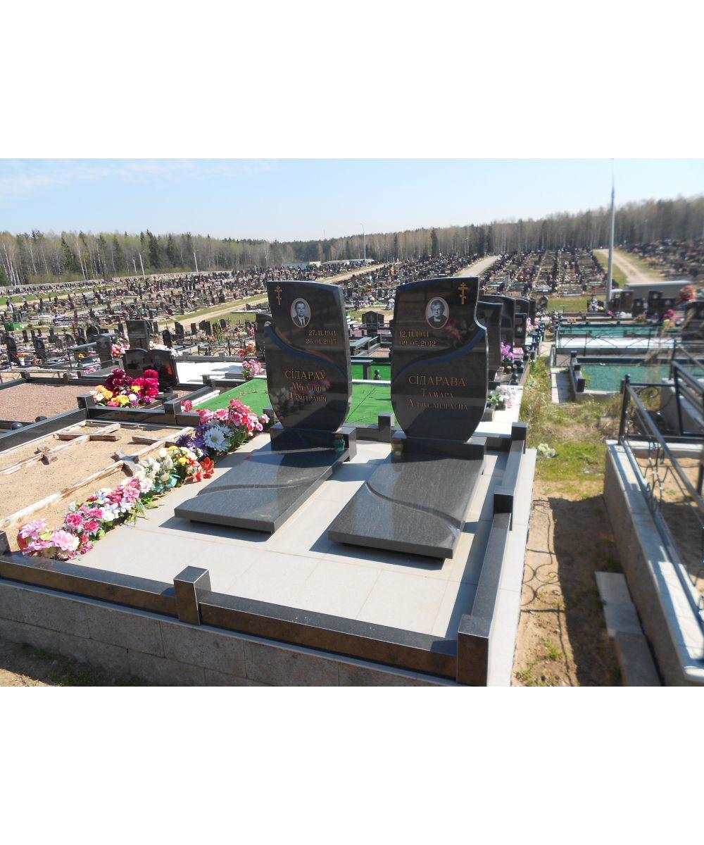 Купить памятник из гранита в Заславле и Минске по низким ценам от ...   1200x1000